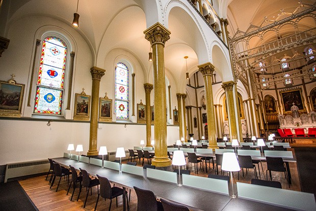 Grey Nuns Reading Room