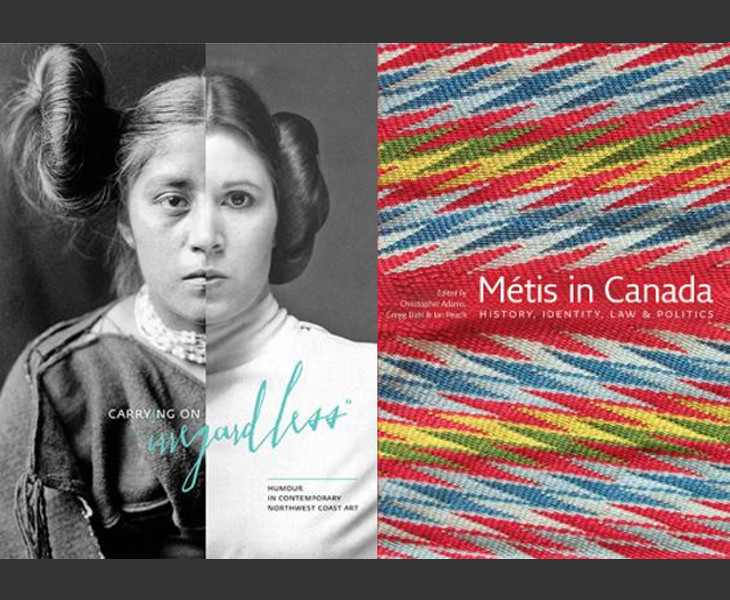Our new online book carousel celebrates Aboriginal Day and Indigenous Book Club Month in Canada