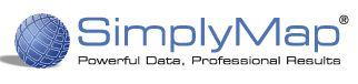 SimplyMap logo