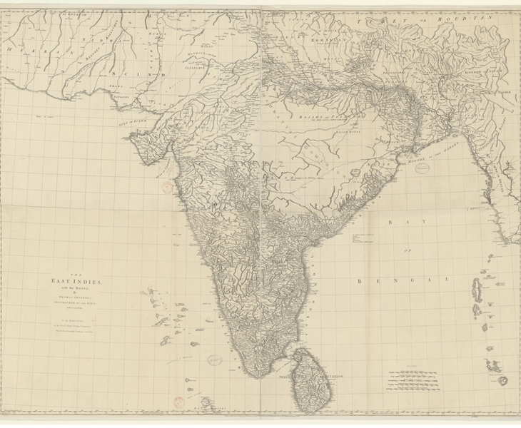 New database: East India Company: Trade Governance and Empire, 1600-1947